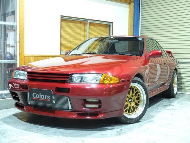 日産 GT-R MT AW オーディオ付 4WD PS AC