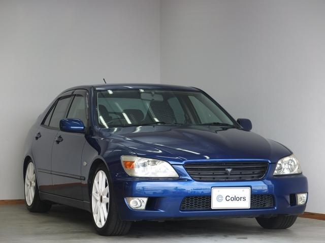 トヨタ RS200 Zエディション 6速MT/キーレス/TEIN車高調/社外17インチAW