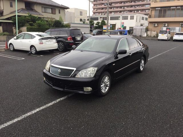 トヨタ アスリートi-Fourプレミアム50thED