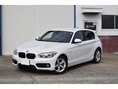 BMW118d スポーツ タッチパネルナビ LEDヘッド 1オーナ