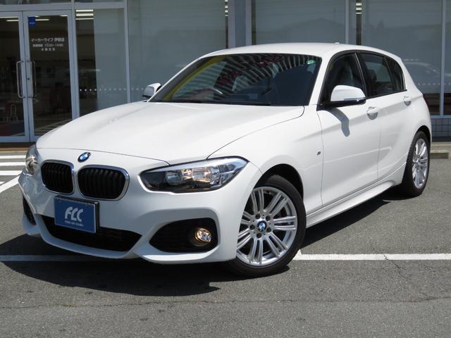BMW 118d Mスポーツ ツインパワーターボディーゼル