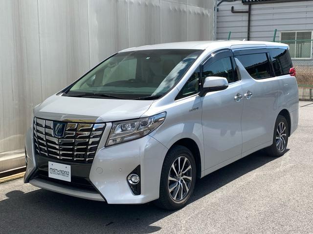 トヨタ G Fパッケージ 本革 メーカーナビ