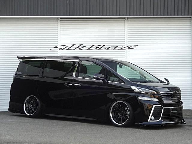 トヨタ 2.5Z 新車エアサス公認コンプリートカー VERZ20AW