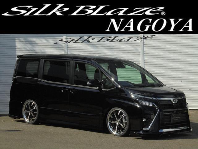 トヨタ 新車シルクブレイズコンプリート エアロ ナビ ローダウン