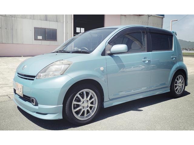 トヨタ G Fパッケージ 車検整備2年付 ローダウン 社外AW