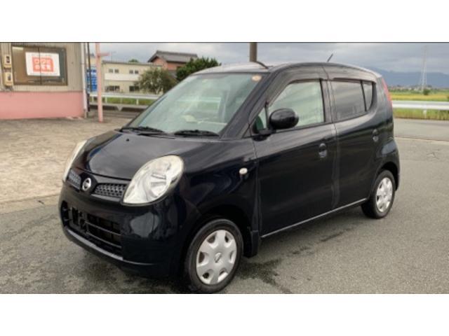 日産 モコ E 車検整備付 CD オートエアコン (車検整備付)