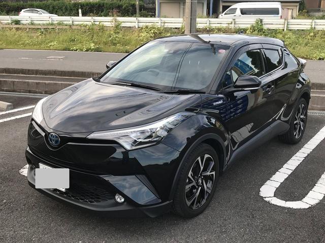 トヨタ G 寒冷地・本革シート・純正ナビ・バックモニター・ETC