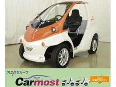 トヨタコムス P・COM バッテリー新品交換済み