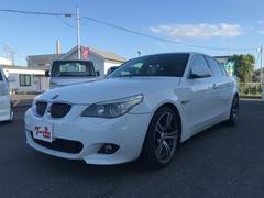 BMW525iハイラインパッケージ サンルーフ 純正ナビ 19AW
