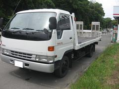 デルタトラック積載車 5速MT エアコン