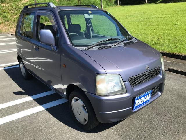 「スズキ」「ワゴンR」「コンパクトカー」「三重県」の中古車