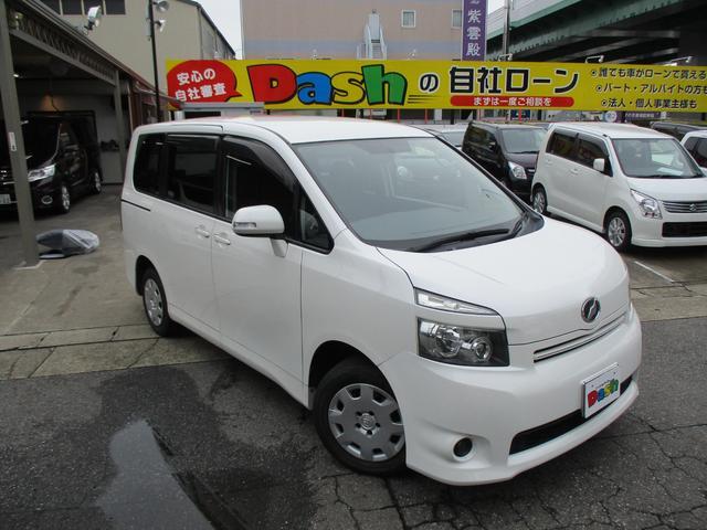 トヨタ X Lエディション DVD・ETC・左側パワスラ
