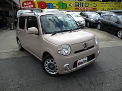 ミラココアココアプラスX 純正オーディオ・スマートキー・新品タイヤ4本