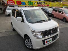 ワゴンRFX HDDナビ・TV・アイドリングストップ・シートヒーター
