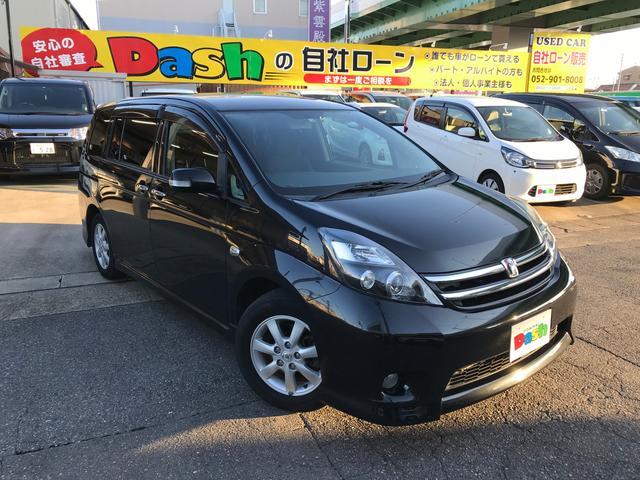 トヨタ プラタナリミテッド 純正HDDナビ・TV・ETC・両パワスラ