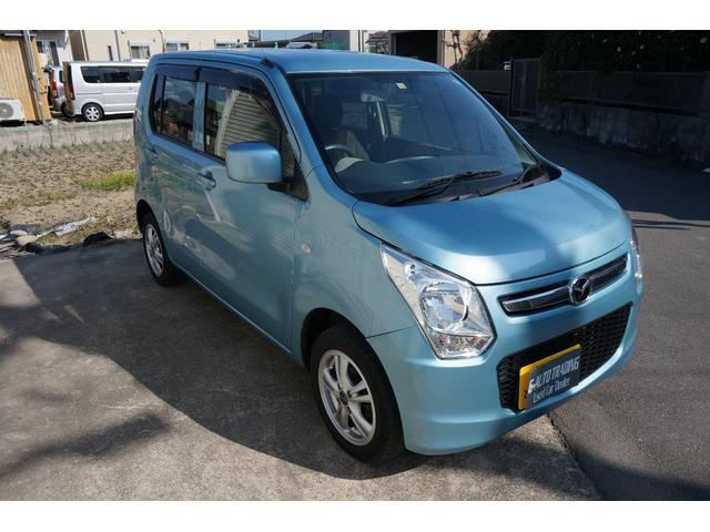 マツダ XG・4WD・ワンセグTV・キーレス