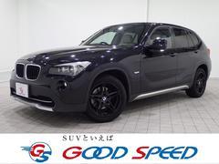 BMW X1sDrive 18i 純正ナビ アイボリーレザー 17AW