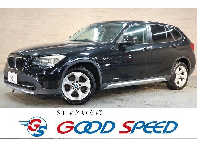 BMW X1 sDrive 18i メーカーナビTV バックカメラ 後席モニター ETC HID スマートキー 純正アルミ