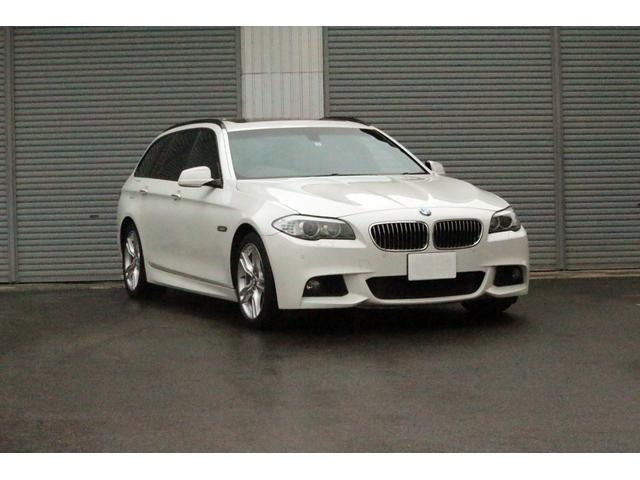 BMW 528iツーリング Mスポーツパッケージ