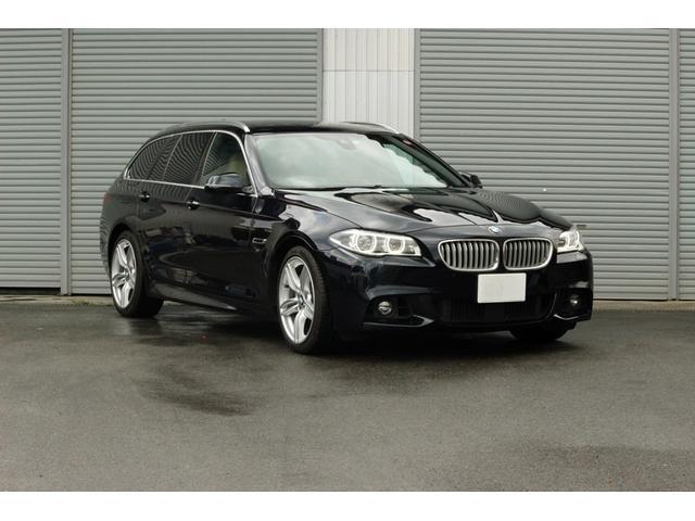 BMW 550iツーリング Mスポーツ