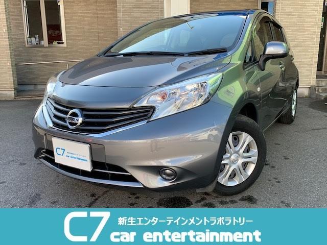 「日産」「ノート」「コンパクトカー」「愛知県」の中古車