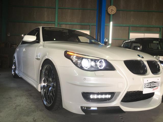 BMW 550iエナジーコンプリートカー