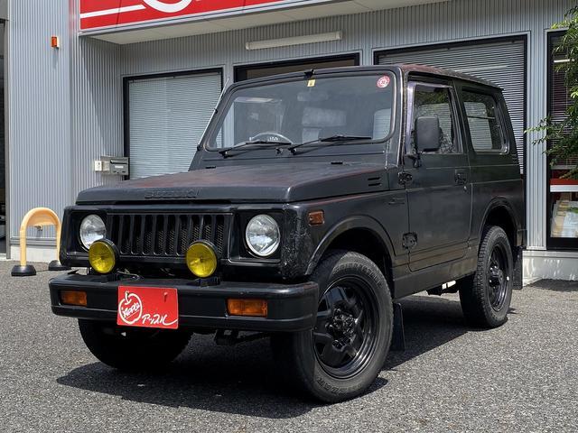 スズキ ジムニー  JC SJ30 2サイクル 4WD エアコン