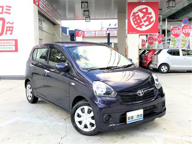 トヨタ L アイスト キーレス ABS CD