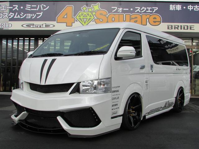 トヨタ ESSEX20AW/SADエアロ/アベストドアミラー