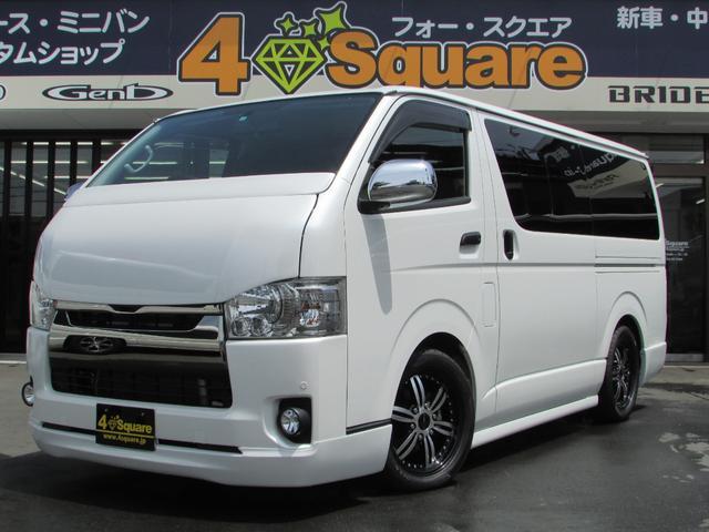 トヨタ 415コブラコンプリート・ナビ・カメラ・Rモニター・保証付き