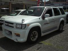 テラノレグラススターファイア RS−R ディーゼルターボ4WD