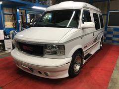GMC サファリ三井物産コーション有 社外ナビ 社外ヘッド テール キーレス