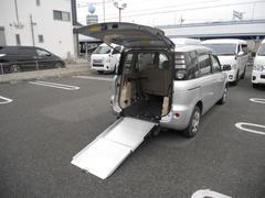 シエンタ 福祉車両 スローパー(トヨタ)