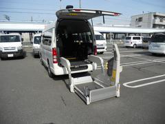ハイエースバン 福祉車両 リフトアップ(トヨタ)