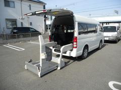 ハイエースバン Bタイプ 福祉車両 リフト(トヨタ)
