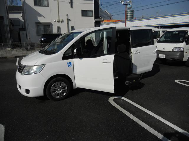 日産 サイドリフトアップ 福祉車両 7人乗