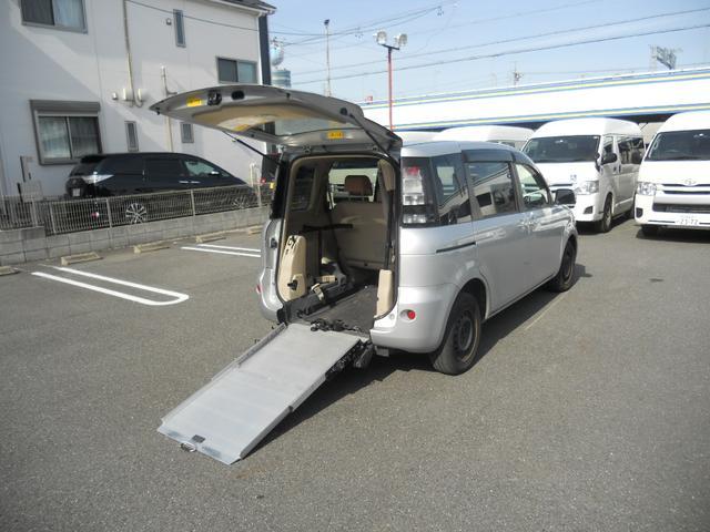 トヨタ スローパー福祉車両