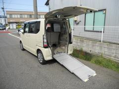 N BOX+スローパー 福祉車両