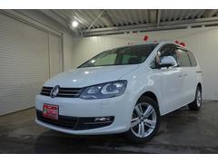VW シャランTSI ハイライン フリップダウンモニター 禁煙車