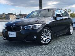 BMW118i Mスポーツ 純正ナビ ミラーETC LEDライト
