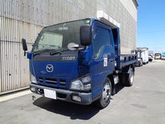 タイタントラックダンプ 高床 スムーサー5速 AT免許可