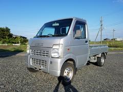 キャリイトラックKU  4WD!エアコン・パワステ付き!愛知県限定車!