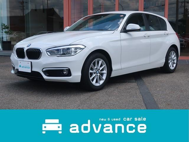 BMW 118d スタイル 純正HDDナビ パーキングサポート