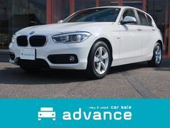 BMW118i スポーツ 純正HDDナビ パーキングサポート