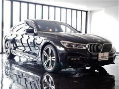 BMW740i Mスポーツ ディスプレイキー 自動駐車 SR