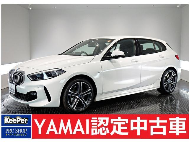 BMW 1シリーズ 118d Mスポーツ エディションジョイ+ ナビゲーションPKG コンフォートPKG ストレージPKG メモリー付きパワーシート インテリジェントセーフティ 未使用車 ETC Bカメラ 電動リアゲート