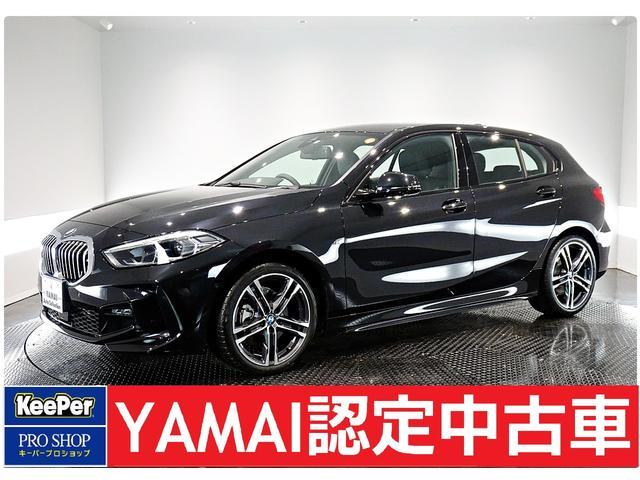 BMW 1シリーズ 118d Mスポーツ エディションジョイ+ ナビゲーションPKG コンフォートPKG ストレージPKG メモリー付きパワーシート インテリジェントセーフティ Bカメラ 電動リアゲート ETC オートハイビームアシスト