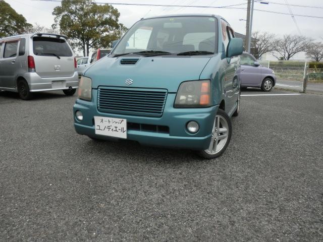スズキ FM エアロ(ターボフォルム) 14AW Tチェーン車