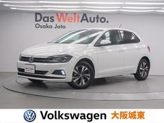 VW ポロTSIコンフォートライン 現行モデル・1オーナー