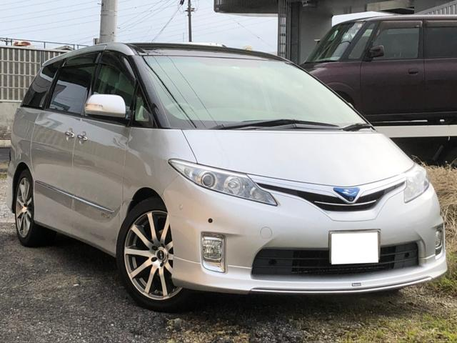 「トヨタ」「エスティマ」「ミニバン・ワンボックス」「愛知県」の中古車